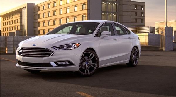Nuevo ford fusion en la v a de la conducci n aut noma for Nuevo fusion plus
