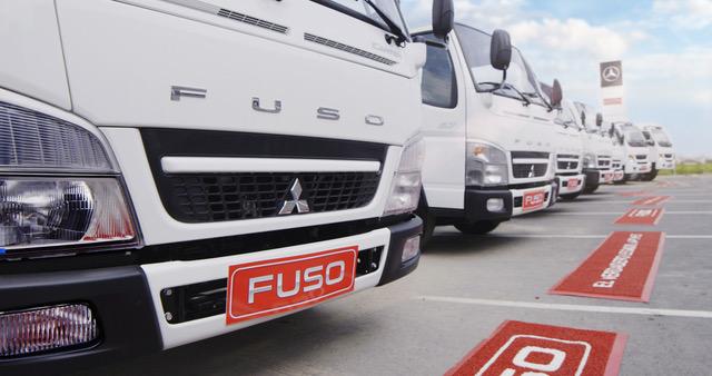Fuso Lanza Nuevo Portafolio De Camiones Canter