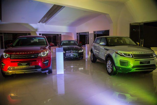 Nueva sede de jaguar land rover