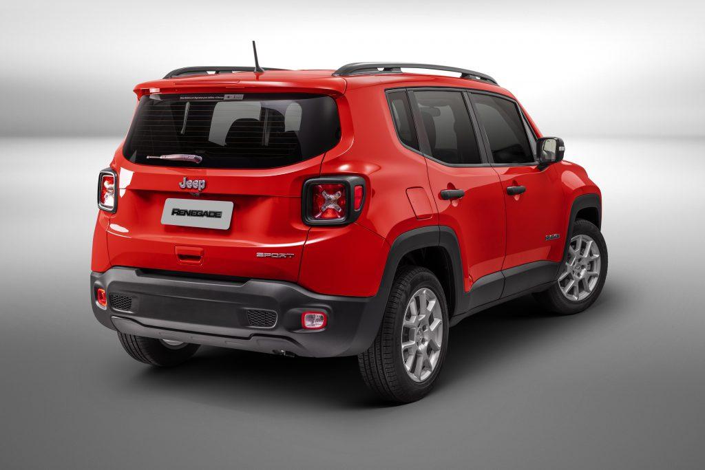 Nuevo Jeep Renegade 2019 Revista Autocrash